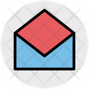 Envelope Open Envelope Letter Icon
