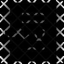 Open File Under Icon