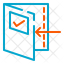 Open Open File Document Icon