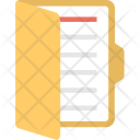 Archived Data Office Icon