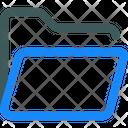 Open Folder Open Folder Icon