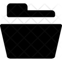 Open Folder Files Icon