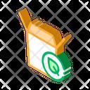 Box Carton Food Icon