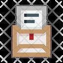 Open Letter Read Letter Letter Icon