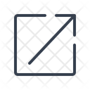 Open Link Icon