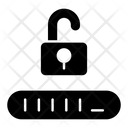 Open Lock Icon