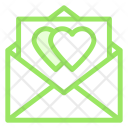 Open Mail Letter Icon