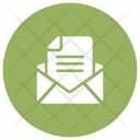 Open Mail Icon