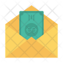 Mail Open Envelope Icon