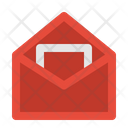 Open Message Message Communication Icon