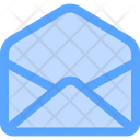 Open Message Open Email Open Mail Icon
