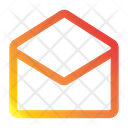 Open Message Open Mail Open Envelope Icon