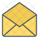 Open Message Open Mail Message Icon