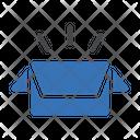 Open Parcel Open Box Open Icon