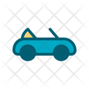 Open Roof Car Icon