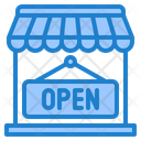 Open Shop Open Shop Icon