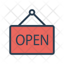Open Frame Hang Icon