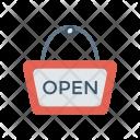 Open Shop Store Icon