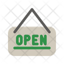 Open Black Friday Commerce Icon