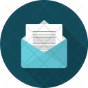 Opened Mail Open Icon