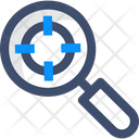 Openness Search Target Search Goal Icon
