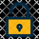 Openpadlock Unlocked Password Icon