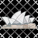 Opera House Sydney Icon