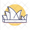 Travel Destination City Icon