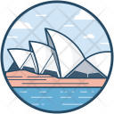 Opera House Australia Icon