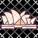 Sydney Landmark Opera House Australian Landmark Icon