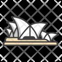 Opera House World Icon