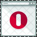 Opera Mini Power Icon