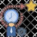 Operate Target Plan Icon