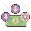 Operating Expenses Money Expense Dollar Expense Icon