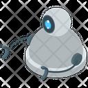 Operating Robot Icon