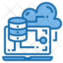 Operating System Cloud System Online Icon