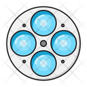 Surgical Light Operation Icon