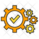 Operation System Cog Gears Icon