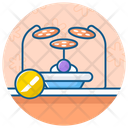 Operation Theatre Operation Room Surgical Intervention Icon