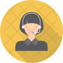 Operator People Technology Icon