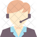 Operator Business Service Icon