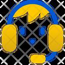 Operator Service Customer Icon