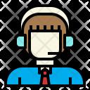 Operator Customer Care Icon