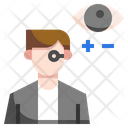 Ophthalmologist Doctor Medicine Icon
