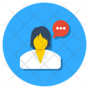 Opinion Consult Communication Icon