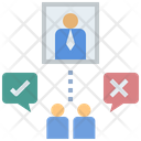 Comment Opinion Review Icon