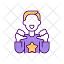 Personal Influence Opinion Icon