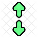 Opposite Arrows Icon