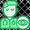Opthalmologist Icon