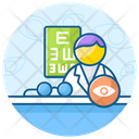 Opthamologist Icon